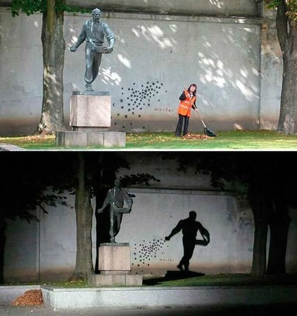 Day and Night Monument, Kaunas
