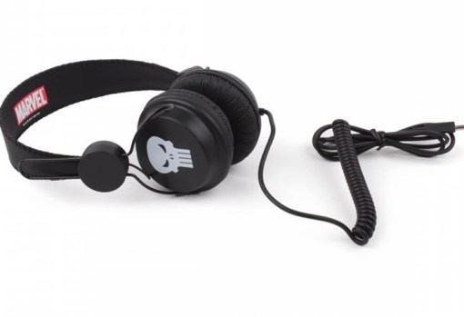 The Punisher Headphones