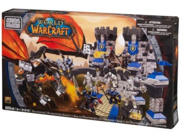 Mega Bloks: World of Warcraft