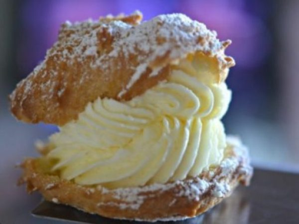 The Best Cream Puffs You've Ever Tasted