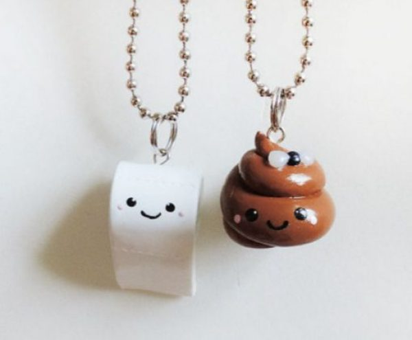 Kawaii Friendship Necklace
