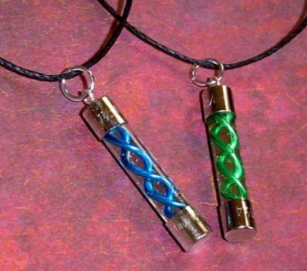 Resident Evil Friendship Necklace