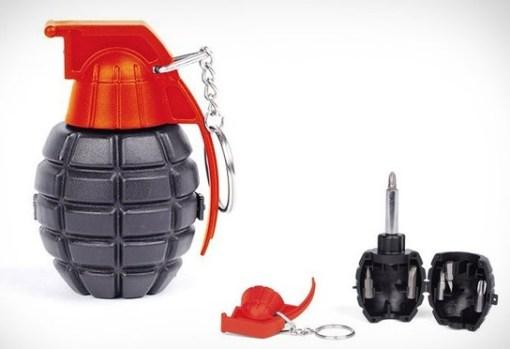 Grenade Screwdriver Tool Set