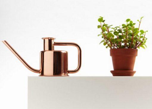Copper Kontextür Watering Can