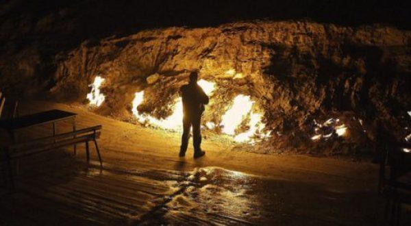 Yanar Dağ Fire Mountain, BAKU