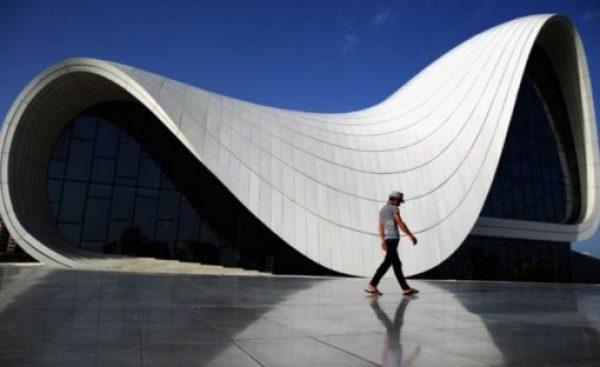 The Heydar Aliyev Center, Baku