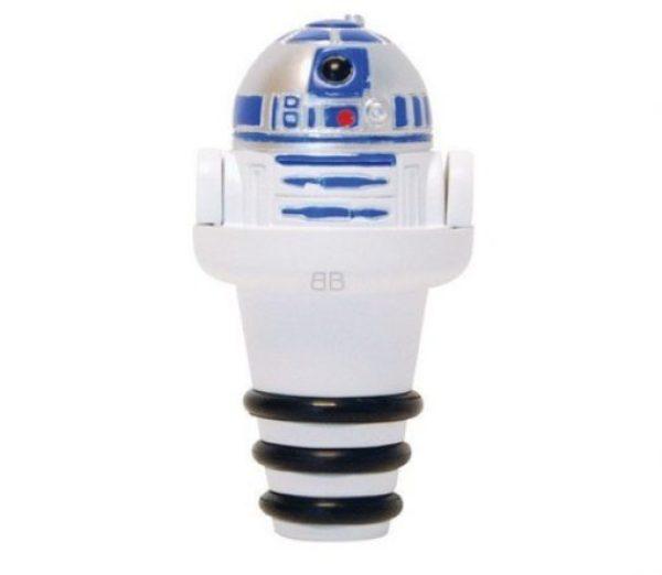 Star Wars: R2-D2 Wine Bottle Stoppers