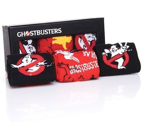 Ghostbusters Socks Gift Set