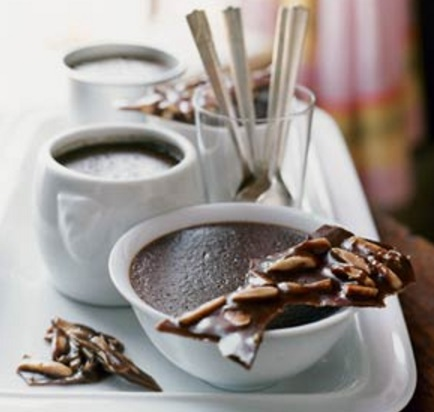 Chocolate Creme Brûlée
