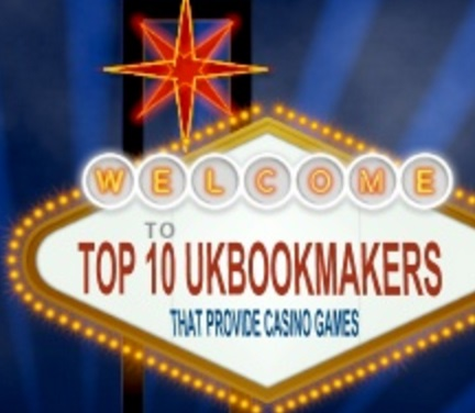 Top 10 UK Bookmakers That Provide Casino Games