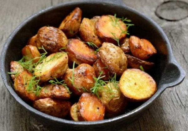 Herb Roasted New Potatoes