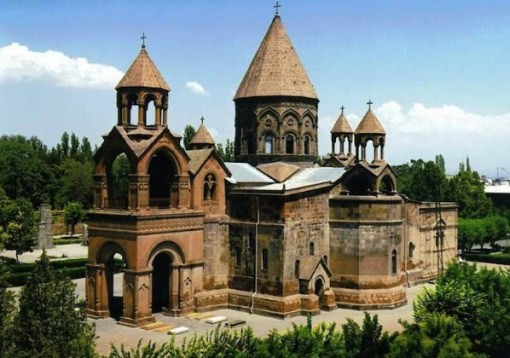 Holy Etchimiadzin, Vagharshapat
