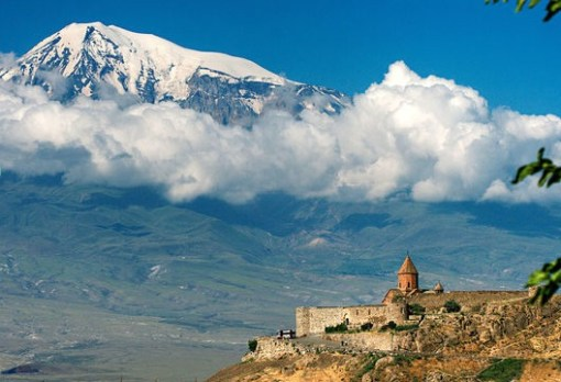Khor Virap Monastery, Ararat Plain