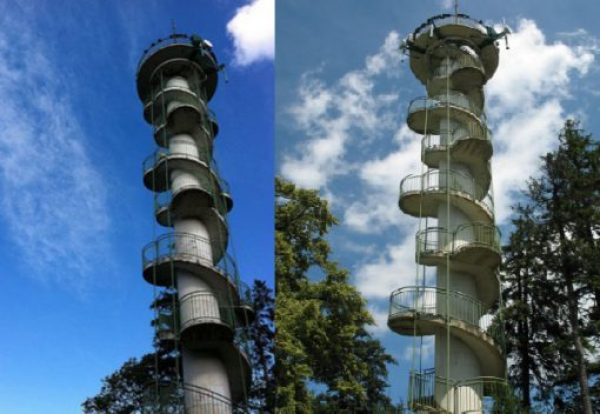 The Observation Tower, Vienna