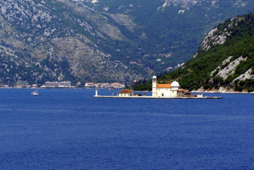 Our Lady of the Rocks, Boka Kotorska bay