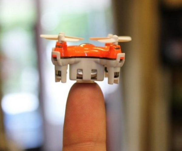 Pocket-Friendly Drone