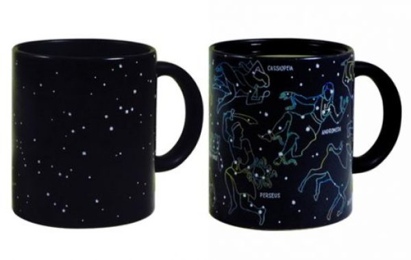 Constellations Heat Changing Mug