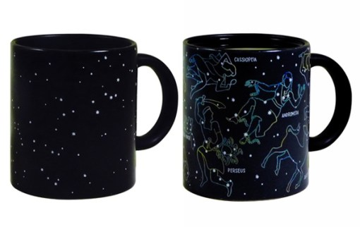 Constellations Heat Changing Mug