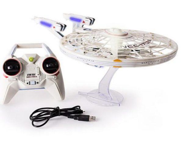 Star Trek Enterprise Quadcopter