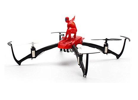 Spiderman Quadcopter