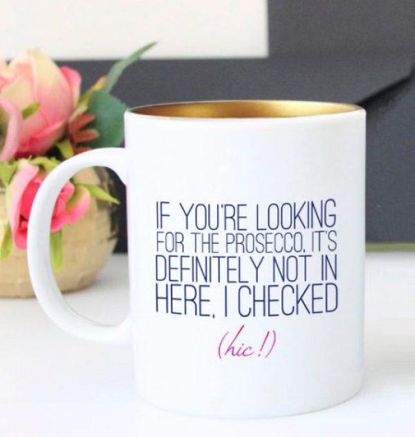 Prosecco Coffee Mug
