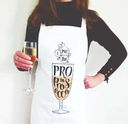 Prosecco Cooking Apron