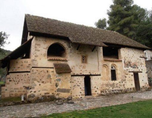 Agios Nikolaos Tis Stegis Church, Kakopetria