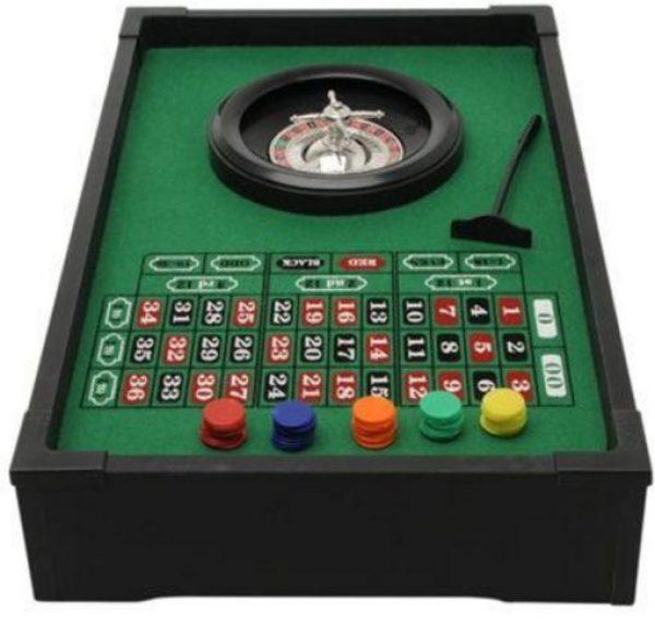 Mini Home Roulette