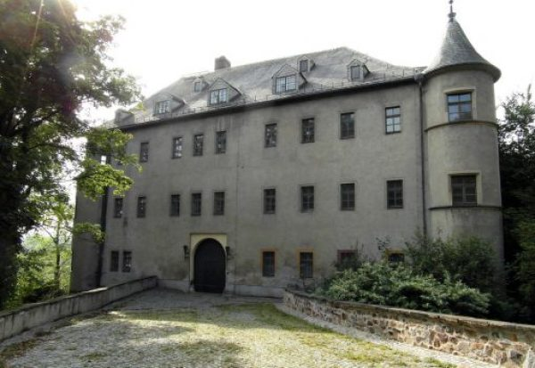 The Old Castle, Saxony