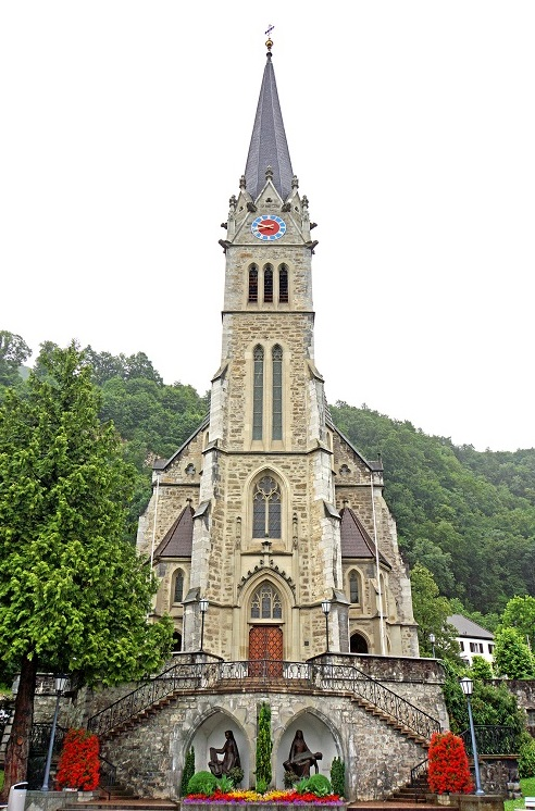 Cathedral of St. Florin, Vaduz