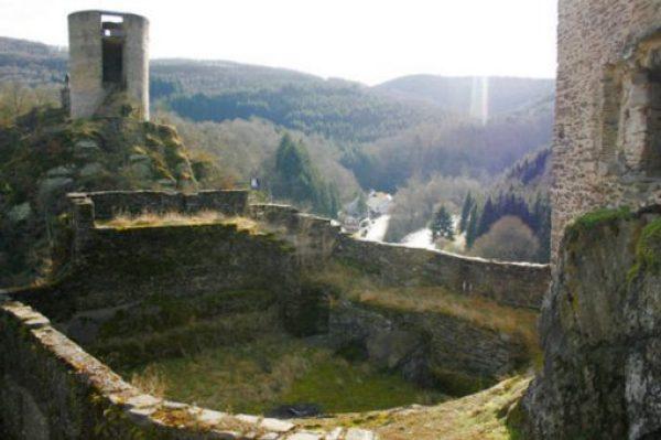 Esch-sur-sûre Castle, Esch-sur-sûre