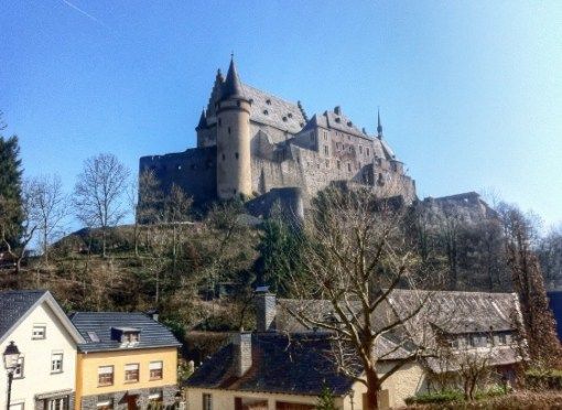 Vianden Castle, Luxembourg City