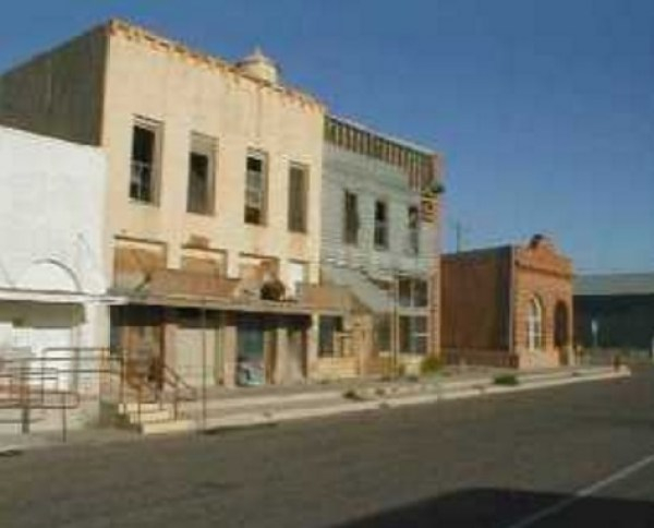 Ghost Town, Texas