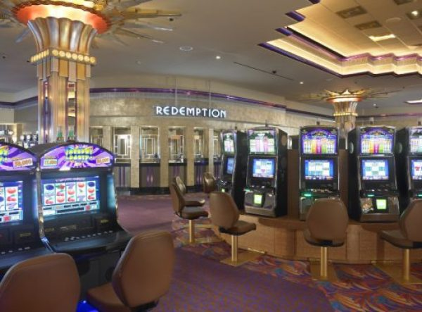 Empire City at Yonkers Raceway, New York - 5,300 Slot Machines