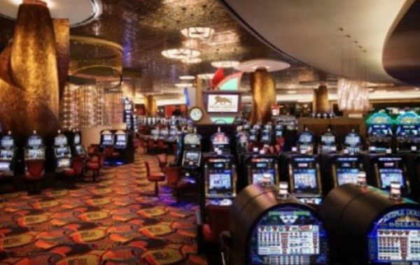 Foxwoods Resort Casino, Connecticut - 4,800 Slot Machines