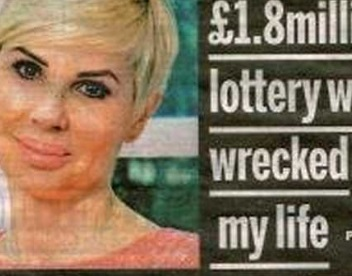 Bad Luck Lottery Story