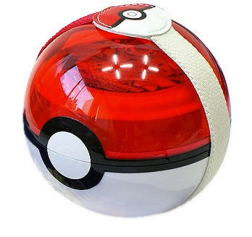 Pokéball Lunch Box