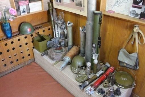 Bendery Military Museum, Bender