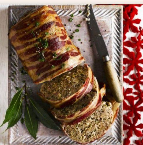 Sausage & Bramley Stuffing