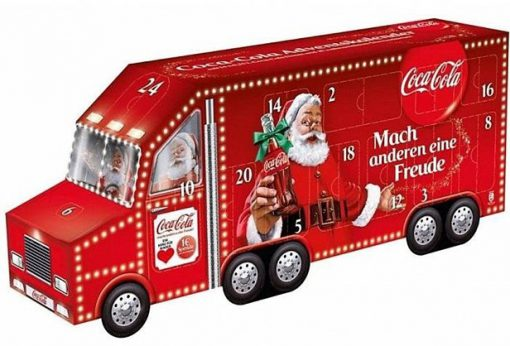 Coca-Cola Advent Calendar