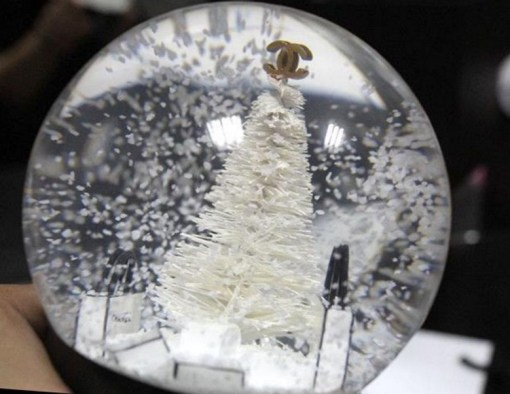Snow Globe Dome