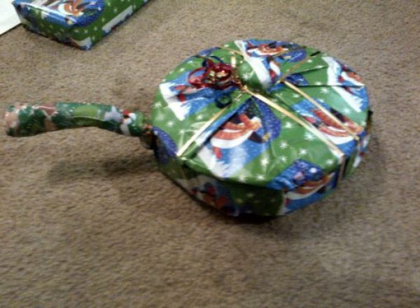 Guess the Gift Wrapped Gift!