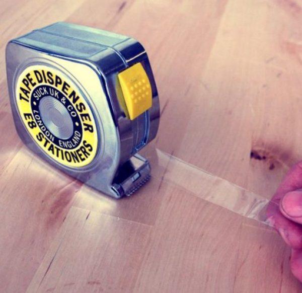 Tape Measure Tape Dispenser