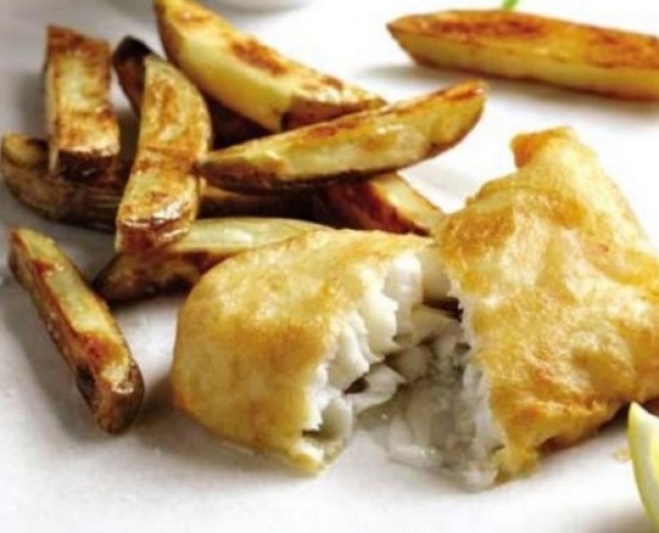 Ultimate Fish & chips
