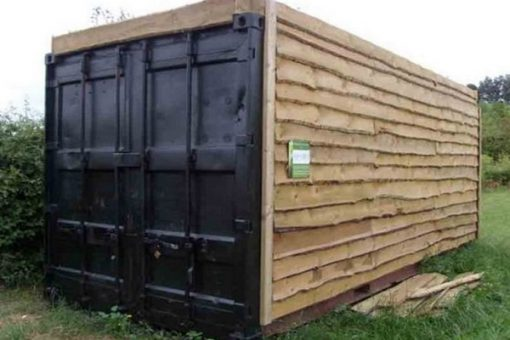 Top 10 Things Repurposed and Recycled to Make a Shed