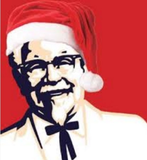 Japan Christmas Tradition - KFC