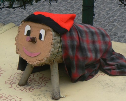 Catalonians Christmas Tradition - The Tio de Nadal