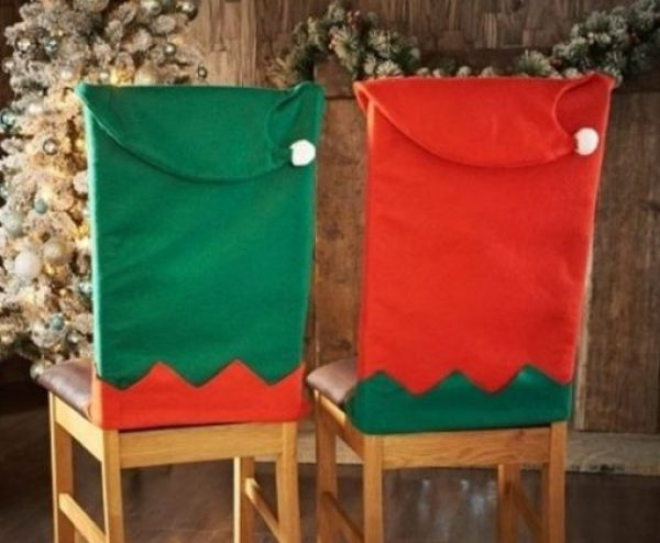 Elf Dining Chair Slipcovers