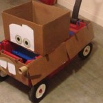 Top 10 Amazing Things You can Turn a Cardboard Box Into