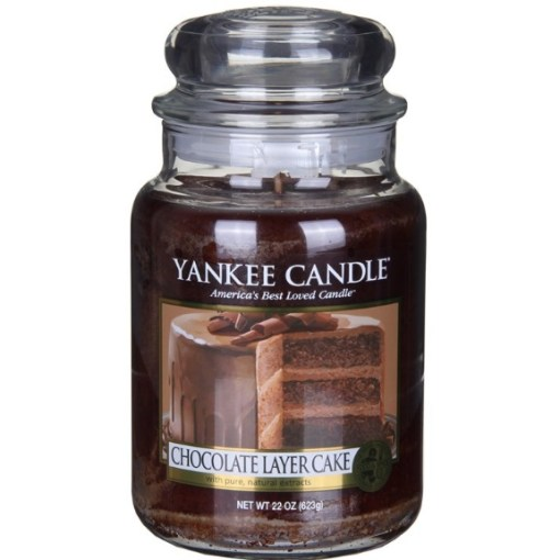 Yankee Chocolate Layer Cake Have Chocolate In It